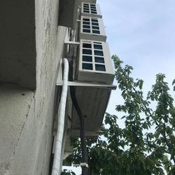 монтаж кондиционеров в жилом доме